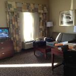 Hampton Inn & Suites West Point resmi
