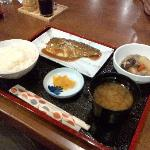 Our Dinner at Sakuya Guest House