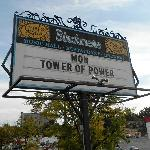 The Birchmere, Tower of Power Show, Oct 15 2012
