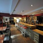 Our recently refurbished bar area