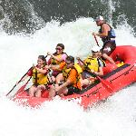 Whitewater on the Clark Fork River