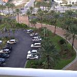  Parking lot from 8th floor
