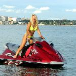 Fin's Jet-Ski Tours and Pontoon Boat Rentals Foto