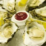 Loch Creran Oysters with Raspberry and Shallot Vinaigrette