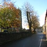 The Main Street through Youlgreave