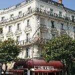 hotel sur angers