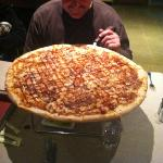 Giant Delicious Pizza!!!