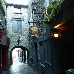 Cute little alley, include it on your Kilkenny Walk