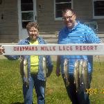 Walleye Guide Service on Mille Lacs Lake