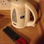  My kettle and non functioning remote