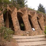 Guell Park (Parc Guell)