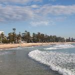  Manly beach; just 2 mins. away.