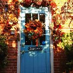 Autumnal Entrance