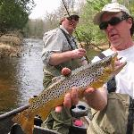 Brown Trout on the Pere Marquette