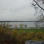 Seneca Lake from the Phoebe Room