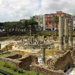 Town of Pozzuoli archaeological sites
