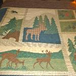  Bedspread I absolutely loved.