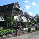 Bed and Breakfast Oude Rijn resmi