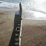  Breakwater on Ventnor beach