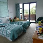 Foto de Houhora Lodge & Bed & Breakfast