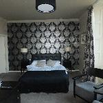 Lovely decorated rooms