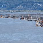  Fish wheels in the Copper River