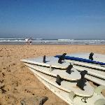 Foto van Atlantic Riders Surf Camp