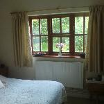 'Garden View' Double Room