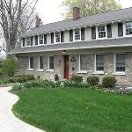 Φωτογραφία: Genesee Country Inn Bed and Breakfast