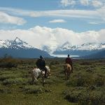 Cabalgata del Glaciar