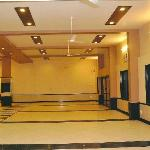 Air-conditioned banquet hall