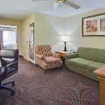 CountryInn&Suites Romeoville Suite