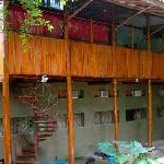 The Jungle House vacation rental on the beach in Playa Santa Teresa Costa Rica.