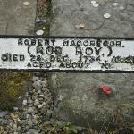  Rob Roy MacGregor&#39;s Grave