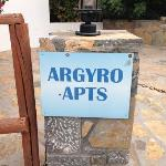 Foto de Argyro Apartments