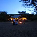 Photo de Muthaiga Black Leopard Safari Camp