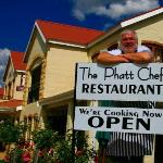 Welcome to Clarens & The Phatt Chef Restaurant, one of SA's TOP 100 restaurants