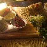  Afternoon tea at the Eltermere Inn