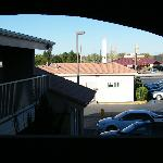  lot view from outside of door