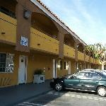 Foto de Sunburst Spa & Suites Motel