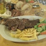 dorotheas steak :)
