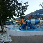  Water slides