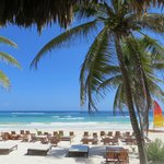 Ak'iin Tulum Beach Club Restaurant