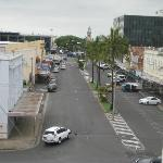 Morning rush hour Rockhampton