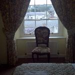 Bedroom view over Armagh