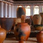 Eric's pottery collection on exhibition. Get his book Barro y Fuego.