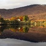 Loch Alvie - 2 minutes walk