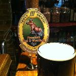 Delicious Local Ale served at the Freehouse