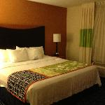 Foto van Fairfield Inn Grand Forks