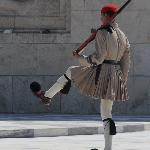 Changing of the Guard in Syntagma Square - Athens